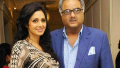 Talking of Sridevi, Boney Kapoor breaks down again; says,