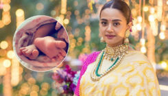First picture of Surveen Chawla's cute lil daughter Eva is finally out