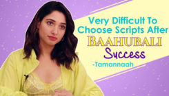 Tamannaah's difficulties after success of 'Baahubali'