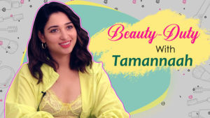 Make Up Hacks: Tamannaah CONFESSES about using traditional techniques to look gorgeous