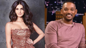 Tara Sutaria Will Smith Aladdin