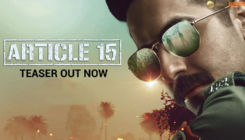 'Article 15' Teaser: Ayushmann Khurrana is here to rectify the wrongs