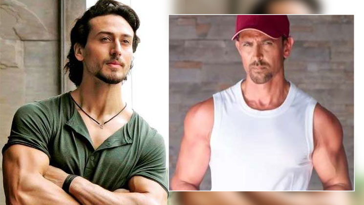 Say What! Tiger Shroff calls himself poor man's Hrithik Roshan | Bollywood Bubble