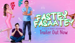 'Fastey Fasaatey' trailer: Arpit Chaudhary and Karishma Sharma starrer is a total laugh-riot
