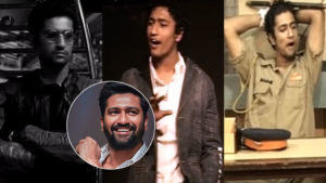 Vicky Kaushal's unseen videos will leave you stunned on his 31st birthday