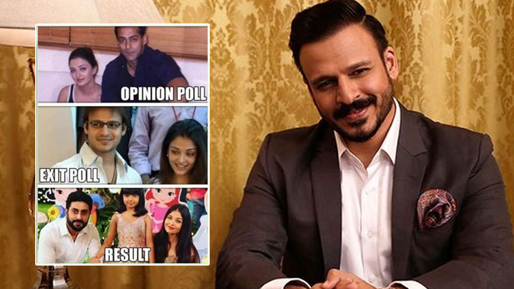 "Vivek Oberoi deletes meme on Aishwarya Rai Bachchan; says, ""Apologies"" 