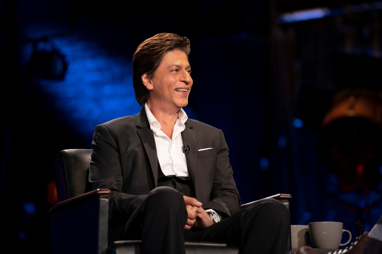 Shah Rukh Khan David Letterman Show