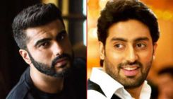 Abhishek Bachchan praises Arjun Kapoor's 'India's Most Wanted'