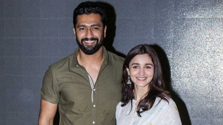Vicky Kaushal makes a STUNNING comment on Alia Bhatt's role in Takht | Bollywood Bubble