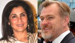 Say what! Dimple Kapadia is set to star in the legendary Christopher Nolan's film