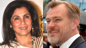 Dimple Kapadia Christopher Nolan