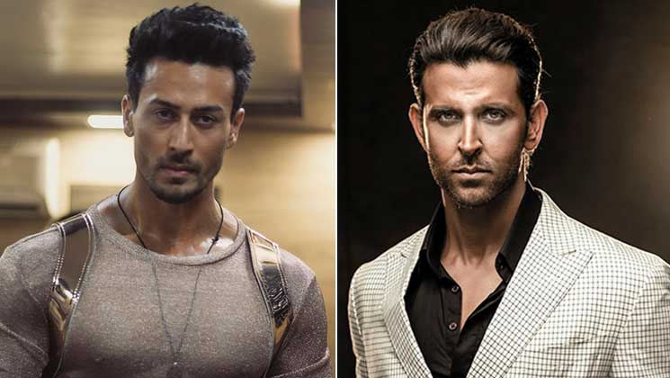 Say What! Tiger Shroff issues an open challenge to Hrithik Roshan | Bollywood Bubble