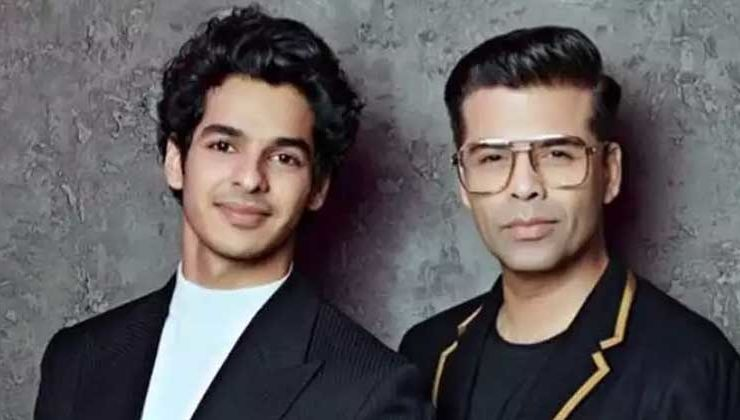 Did Karan Johar throw out Ishaan Khatter out of Dharma for misbehaving with him?