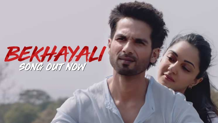 'Kabir Singh' song 'Bekhayali': Shahid Kapoor is the jilted loveboy | Bollywood Bubble
