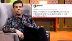 Netflix announces Karan Johar as the host of its dating show 'What The Love?'; Twitterati isn't pleased