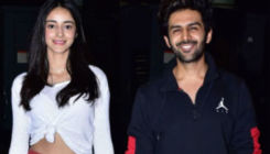 Kartik Aaryan congratulates his alleged GF Ananya Panday on her big day