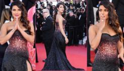 Cannes 2019: Priyanka Chopra makes heads turn as she looks smashing in red-n-black