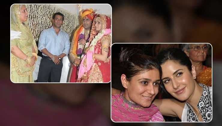 Salman Khan and Katrina Kaif's throwback pics from a wedding are simply stunning