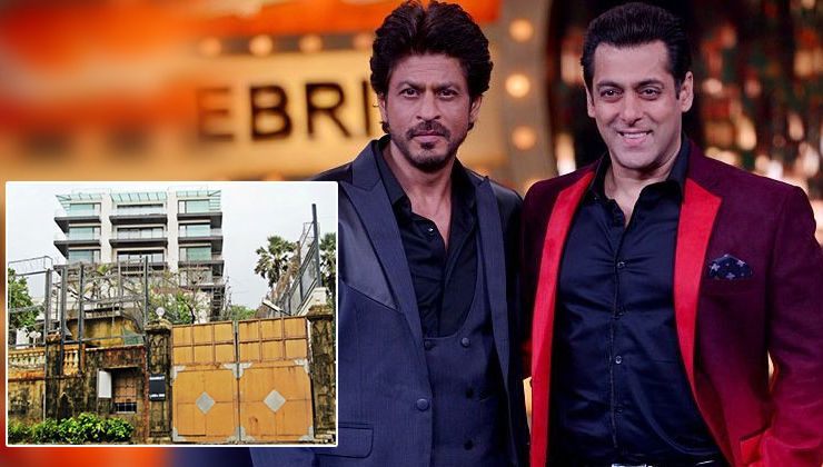 Did you know? Salman Khan wanted to buy Shah Rukh Khan's Mannat