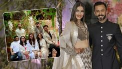 Here's how the Kapoor household wished Sonam Kapoor-Anand Ahuja on their first wedding anniversary