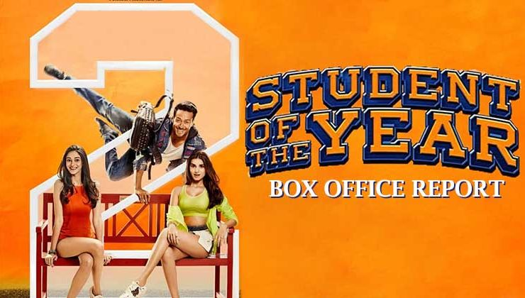 'Student Of The Year 2' Box-Office Report: Tiger Shroff's film sees drop in collection due to Lok Sabha election and IPL final