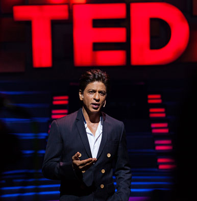 Shah Rukh Khan starts shooting for the second season of 'TED Talks'