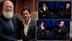 Shah Rukh Khan debuts on David Letterman's show - view pics