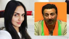 Lok Sabha Election 2019: Esha Deol wishes her step-brother Sunny Deol on his win