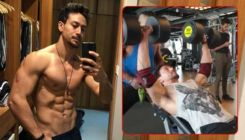 WATCH: Tiger Shroff's workout video will give you just the right dose of mid-week motivation