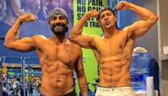 'Street Dancer 3D': Varun Dhawan and Remo D'Souza's shirtless picture will sizzle up your screens