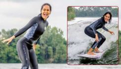 Lisa Haydon's surfing pictures are all you want to see on this gloomy rainy day