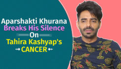 Aparshakti Khurana's HEARTBREAKING take on Tahira Kashyap's cancer