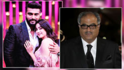 Father's Day: Arjun Kapoor and Janhvi Kapoor pen emotional message for Boney Kapoor