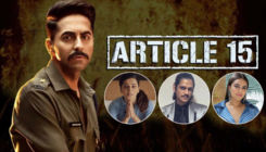 'Article 15' Celeb Reaction: Ayushmann Khurrana lauded by B-Townies for stellar cop act