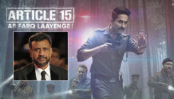 'Article 15': Ayushmann Khurrana's hard-hitting film's director Anubhav Sinha apologises via open letter