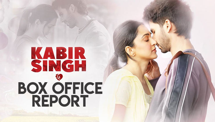 'Kabir Singh' Box-Office Report: Shahid Kapoor-Kiara Advani get a smashing opening day collection