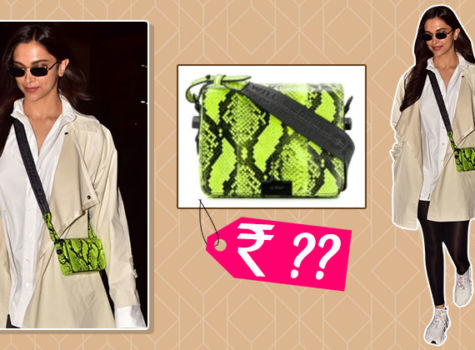 Deepika Padukone's Python Clip bag price can pay the rent of your Mumbai house