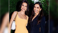 Deepika Padukone and Kendall Jenner flaunt their million dollar smiles at the Anxiety Youth Center dinner