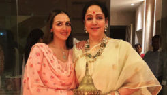 Esha Deol shares a picture of mom Hema Malini, but with a twist!