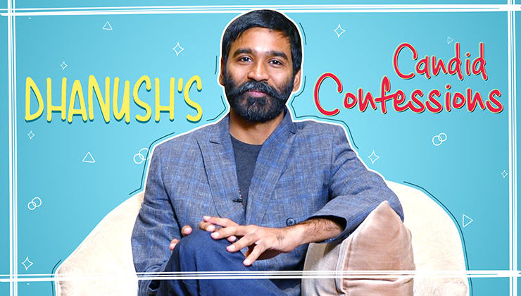 Dhanush's CANDID confessions on 'The Extraordinary Journey Of The Fakir'