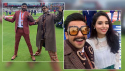 India vs Pakistan: Ranveer Singh having a great time at the World Cup - view pics