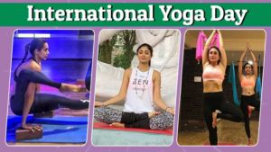 International Yoga Day: 9 Bollywood celebrities who live and breathe this fitness formula