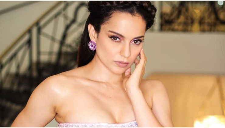 'He literally punched me on my chest', Kangana Ranaut recalls an eve-teasing incident