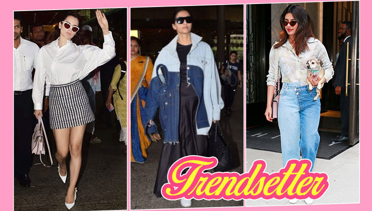 Street Fashion: Kareena Kapoor, Sonam and Priyanka Chopra rock the distorted clothes look