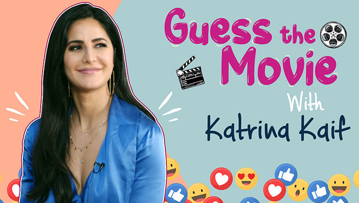 Katrina Kaif is a PRO at the hilarious game of 'Guess The Movie'