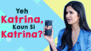 'Bharat' star Katrina Kaif plays the HILARIOUS game of 'Yeh Katrina Kaun Si Katrina'