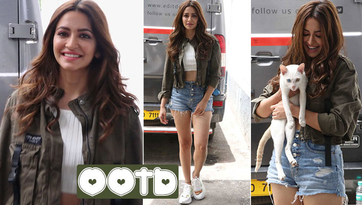 Kriti Kharbanda's miss-match casual look is worth taking notes from