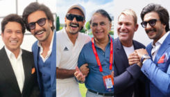 World Cup Fever: Ranveer Singh shares pics with Sachin Tendulkar, Shane Warne, Sunil Gavaskar