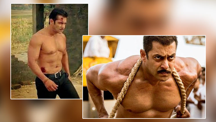 Salman Khan: I'm the only one who can expose in my films | Bollywood Bubble