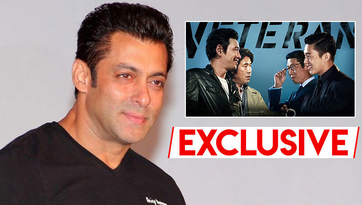 EXCLUSIVE: Salman Khan's 'Veteran' remake will have no female lead?